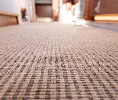 Carpets in Cabin