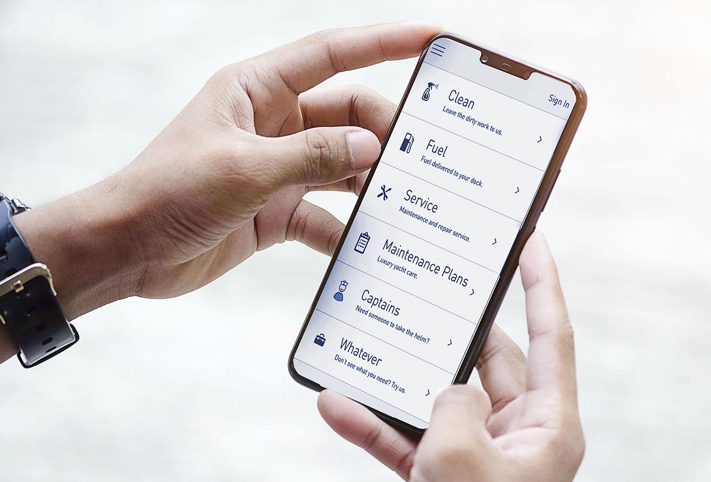 Nimbus Customer Care App